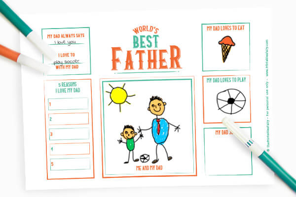 Father's day: All about my dad