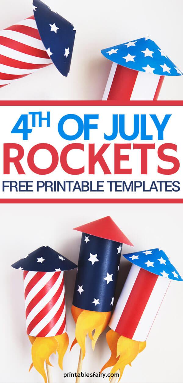 Patriotic Rockets