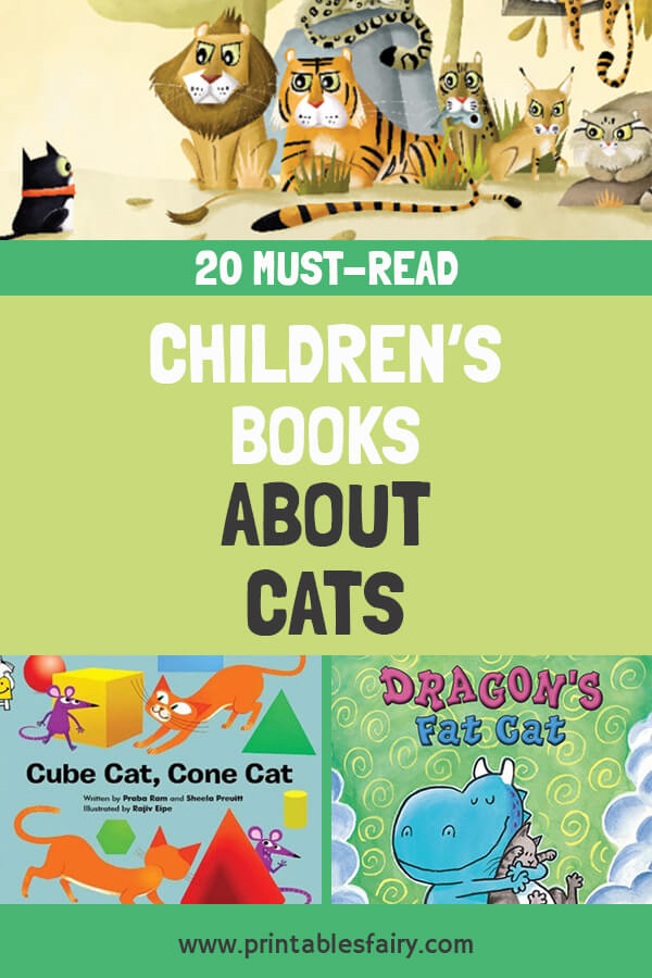 Picture of e-books about cats