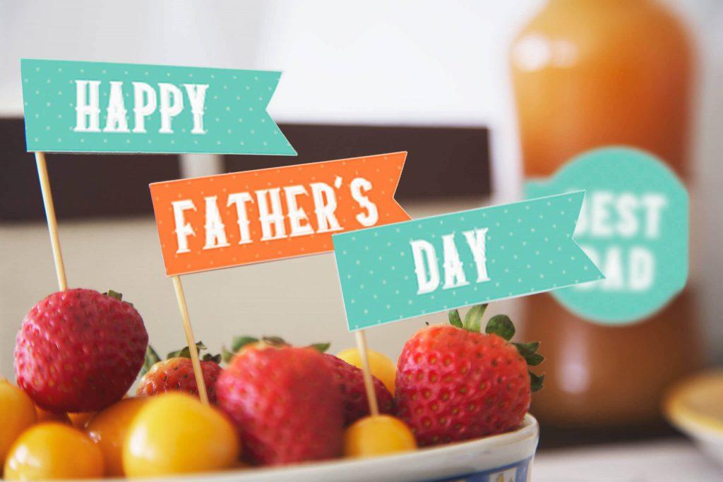 Father's Day Breakfast Idea