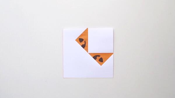 Cut square