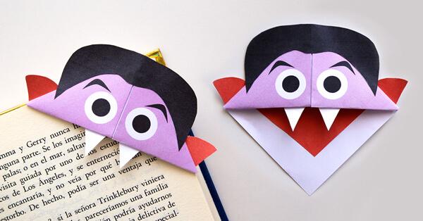Vampire Bookmarks