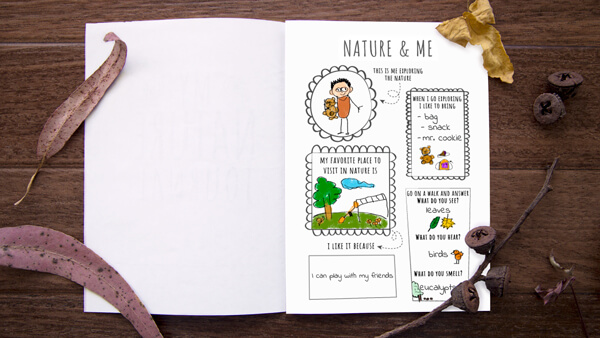 Nature and me questionnaire