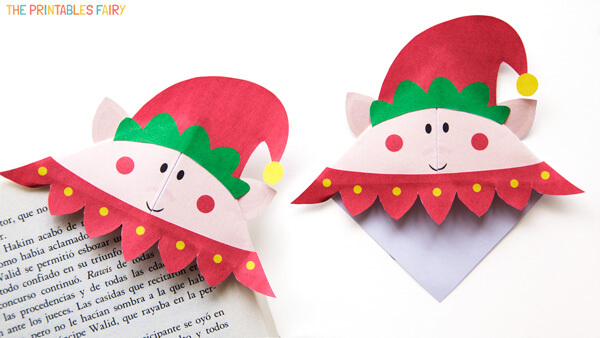 Elf Corner Bookmarks