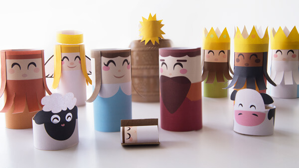 Nativity Craft for Kids