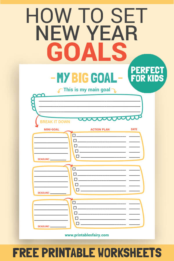 How to set new year goals