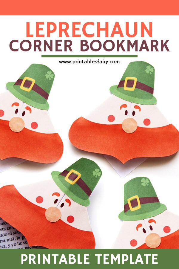 Leprechaun Corner Bookmarks