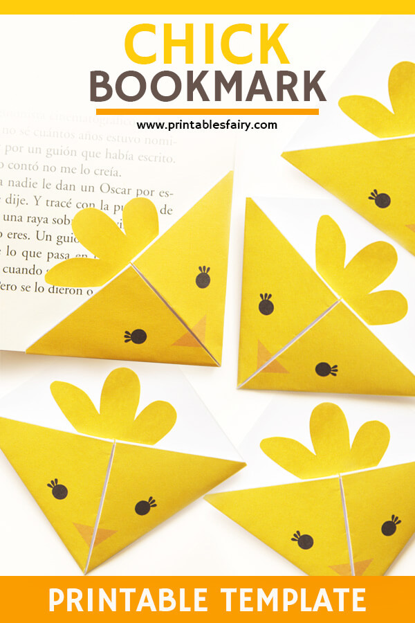 Chick Bookmarks