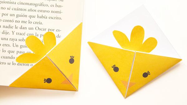 Chick Corner Bookmarks