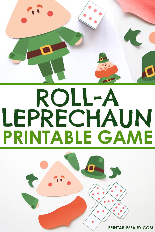 Build a Leprechaun Game