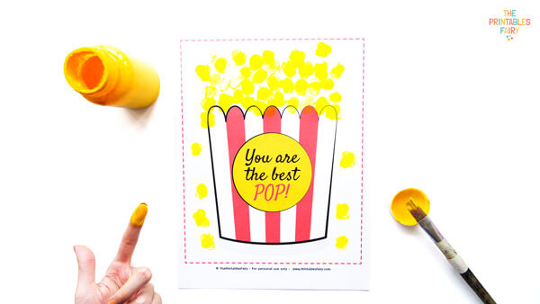 You are the best pop Card for Dad