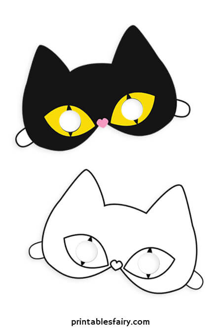 50+ Halloween Cat Pictures Printable Pictures