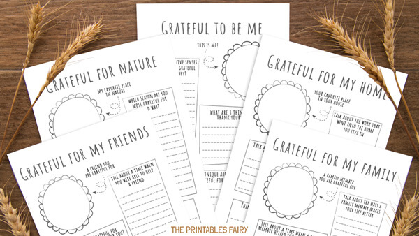 Gratitude Journal Writing Prompts