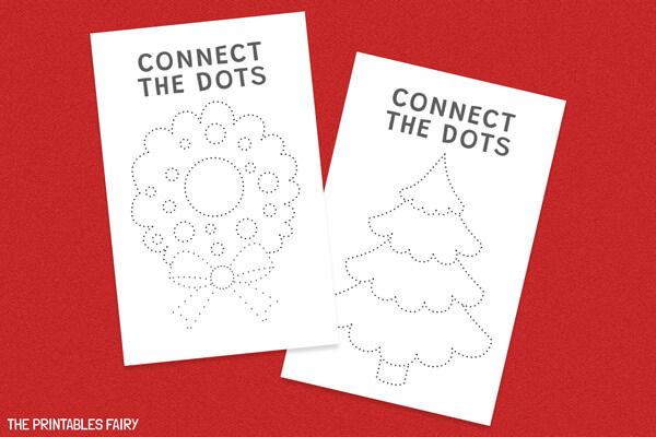 Christmas Connect the dots