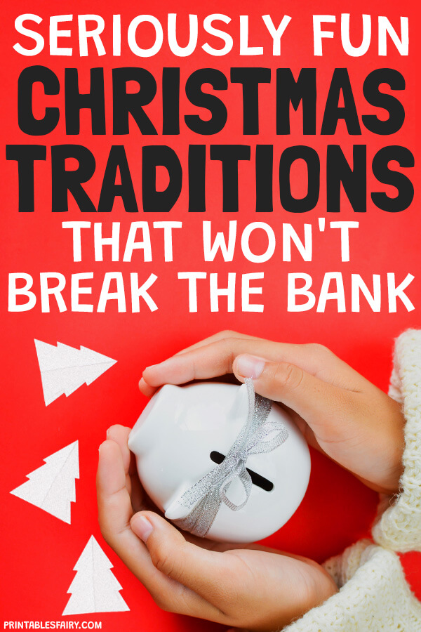 Fun Christmas Traditions That Won't Break The Bank