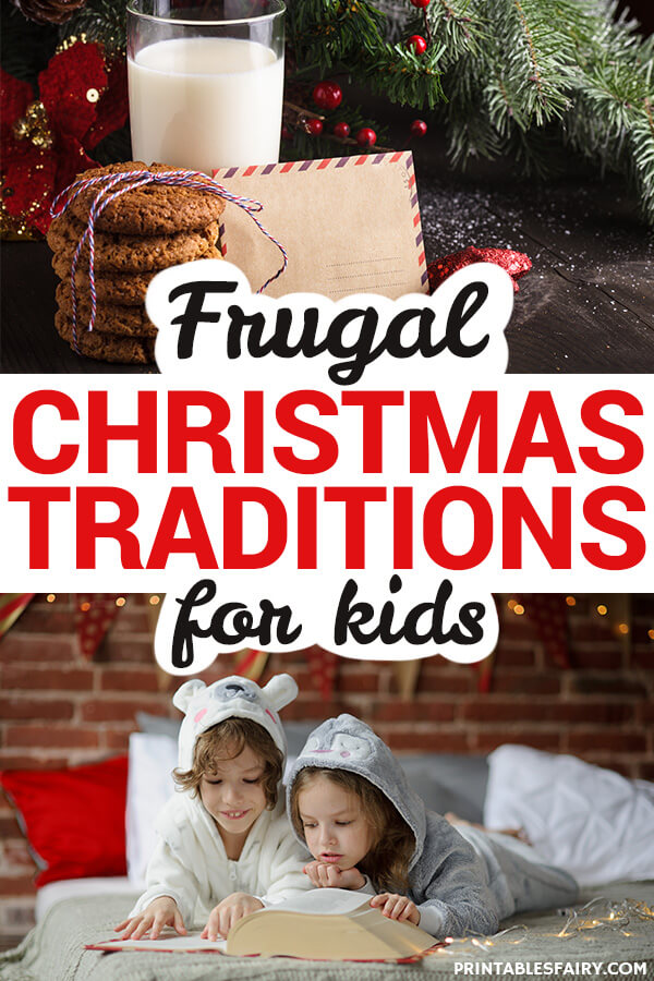 Frugal Christmas Traditions for Kids
