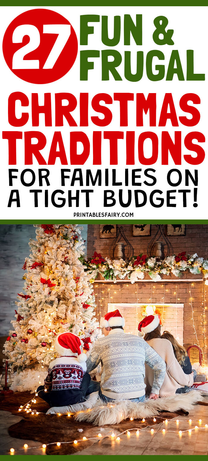 Fun & Frugal Christmas Traditions