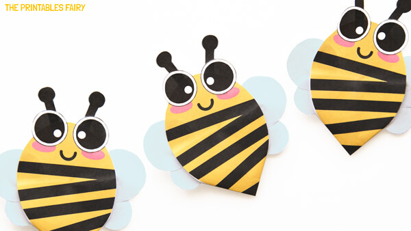 Bee Corner Bookmarks