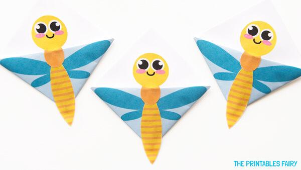 Dragonfly Corner Bookmarks