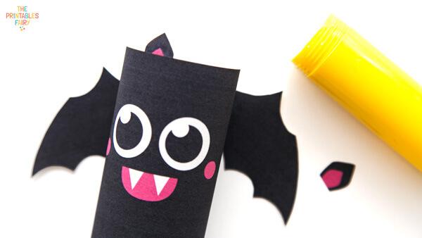Bat Toilet Paper Roll